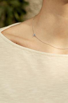 "Подвеска-буква Avgvst Jewelry. С буквой ""L"""