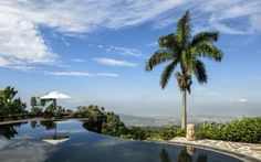 Strawberry Hill, Jamaica - Featuring an infinity pool with amazing views over Kingston, Strawberry Hill is set in the Blue Mountains. It offers luxurious accommodation, a spa and an à la carte restaurant