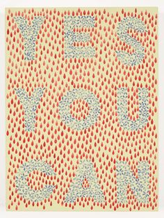yes you can poster