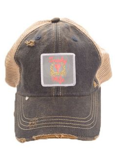 Judith March Trucker Hat- So cute for summer! cbeda3da13f8
