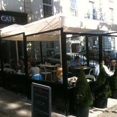 Cafe Tiesan in Portobello Dublin
