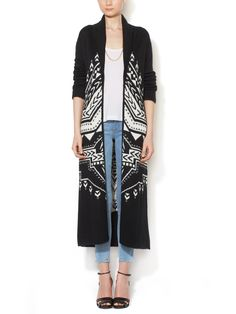 Alpaca Belted Sweater Coat by Mara Hoffman at Gilt orig $540, only $320 on gilt
