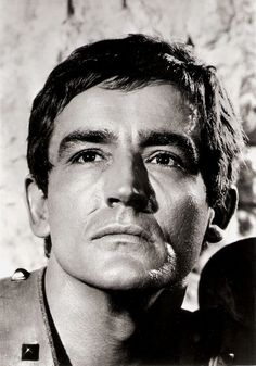 https://flic.kr/p/FGtqL9 | Vittorio Gassman in Barabbas (1961) | Italian postcard by Alterocca, Terni no. 49457. Photo: publicity still for Barabbas (Richard Fleischer, 1961).  Handsome, flamboyant Vittorio Gassman (1922-2000) was one of the greatest Italian theatre and film actors with an extraordinary career that spanned five decades. With his powerful voice he was an extremely versatile, magnetic interpreter, whose long career included both highlights of the commedia all'italiana genre…