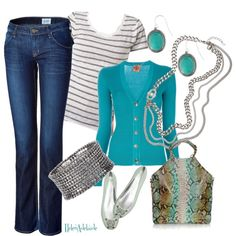 Turquoise makes everything better <3
