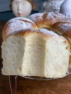WhatsApp Image at Bread Recipes, Cooking Recipes, Healthy Recipes, Healthy Food, Water Roux, Hokkaido Milk Bread, Sweets Cake, Cake Cookies, Oreo
