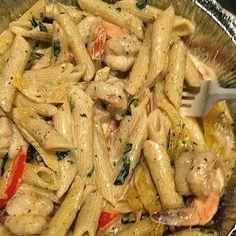 Rasta Pasta Pasta Recipes, Chicken Recipes, Dinner Recipes, Cooking Recipes, Jamaican Dishes, Jamaican Recipes, Jamaican Rasta Pasta Recipe, Recipe For Rasta Pasta, Chicken And Sausage Alfredo Recipe