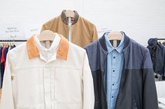 Recap: Jacket Required SS15 tradeshow.  http://www.thedailystreet.co.uk/2014/08/recap-jacket-required-ss15-tradeshow/