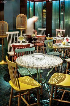 A Taste of Spain: 3 Barcelona Restaurants by El Equipo Creativo   Projects   Interior Design