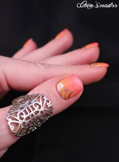 indian nail art #cocosnailss