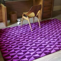 Image result for mid-century modern bedroom geometric patterns