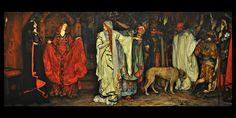 Edwin Austin Abbey, King Lear