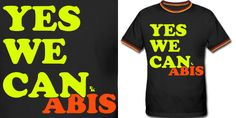 yes we can by dk     A partir de 18.40 € TTC    En vente sur DraKos tshirts    http://dktshirt.spreadshirt.fr/yes-we-can-by-dk-I15241503/customize/sort/price-asc