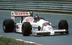 1986 GP Portugalii (Ivan Capelli) AGS JH21C - Motori Moderni
