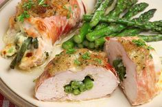 Recipes For Breastfeeding Moms - Chicken With Goat Cheese And Basil