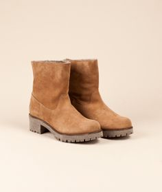 KMB Boots Suede Vision California