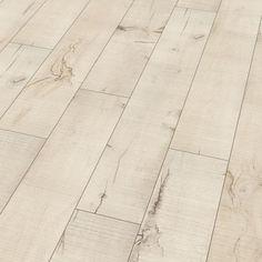 New Emotion Professional 11mm White Riffle Oak  Laminate Flooring