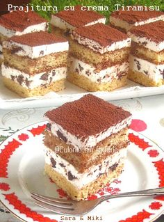Tiramisu, Food Cakes, Mcdonalds, Carne, Cake Recipes, Biscuits, Deserts, Food And Drink, Homemade