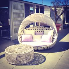 dream lounge for my terrace...in White!