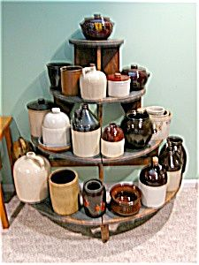 Antique and vintage stoneware for sale at More Than McCoy on TIAS!