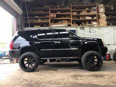 Truck Rims, Suv Trucks, Suv Cars, Lifted Trucks, Chevy Trucks, Pickup Trucks, Cadillac Ats, Cadillac Escalade, Lifted Chevy Tahoe