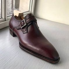 """""""London trunk show is now over. Thanks for the great time to all the friends who stopped by and expressed their appreciation for what we do, our shoes and our craftsmanship. From the deep of my heart, really thanks. See you in January 2018 London!"""""""