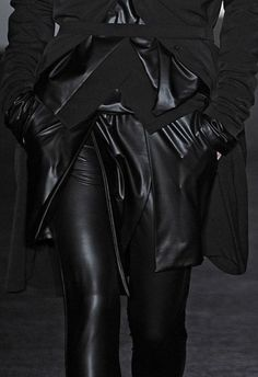 "skt4ng ""RAD by Rad Hourani FALL 2011"""