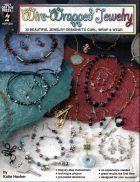 Wire Savvy Collection Includes the following books: Wire-Wrapped Jewelry, Wire-Wrapped Home Décor, Way Cool Wire Jewelry