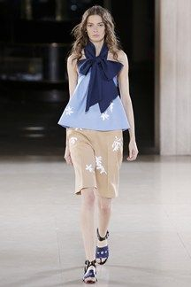 Joanthan Saunders #SS15 #LFW