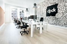 Dpdk – Rotterdam Offices, Dpdk is a creative digital agency creating cutting edge in digital out of a historical building in Rotterdam's old shipping quarter.