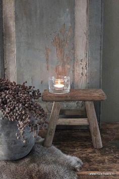 Home Design Ideas: Home Decorating Ideas Vintage Home Decorating Ideas Vintage Country Style - Deco - Kitchens - Beds - Bath Wabi Sabi, Rustic Style, Country Style, Rustic Decor, Casa Magnolia, Diy 2019, Style Deco, Interior Decorating, Interior Design