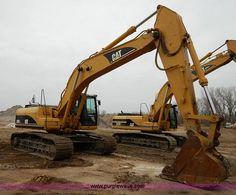 2006 Caterpillar 325D L excavator , 3,321 hours on meter , Caterpillar C7 Acert 7 2L six cylinder tu...