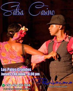 Aprende a bailar #SalsaCasino Este jueves 1 de junio desde las 6:30 pm en Los Palos Grandes. Invita un amigo(a) al #SanoVicioDeBailar  Ven y #BailaParaDivertirte  #Academia #Baile #Baila #Bailar #Dance #Bailador #Bailarin #Dancer #Música #Music #Timba #Salud #Saludable #Diversion #Relax #Bienestar #Familia #Compartir #Social #Venezuela #Caracas #Miranda