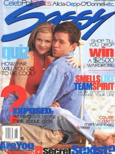 Do you recognize these celebrities from back in the day? - Sassy (May, 1996) http://www.ivillage.com/flashback-justin-timberlakes-nsync-curls-bop-more-vintage-teen-magazine-covers/1-a-527453#