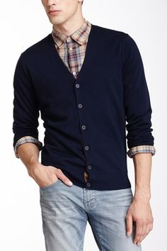 Cullen Tipped Placket Merino Wool Cardigan Best Mens Fashion, Male Fashion,  Wool Cardigan, 3e7bdcea4bd