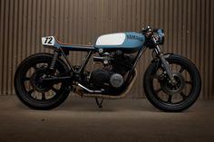 1977 Yamaha XS750 Custom Build [sold]