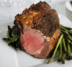 Texas de Brazil Roasted Prime Rib with Horseradish Crust