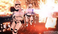 """DICE: Main Thing We Wanted to Add in Star Wars Battlefront 2 """"Was Depth"""" #Playstation4 #PS4 #Sony #videogames #playstation #gamer #games #gaming"""