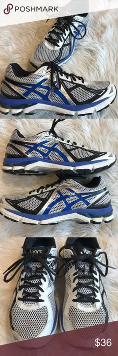 ASICS - GT-2000 3 (2E) men's running shoe 11.5 ASICS - men's running shoes size 11.5 (2E) (wide) GT - 2000 3 The lightest GT-2000 ever in the 20 year history or the series. Great lightly used condition. Asics Shoes Athletic Shoes
