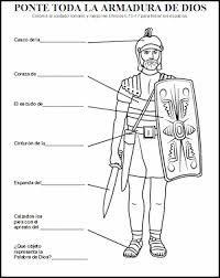 Resultado De Imagen Para La Armadura De Dios Para Ninos Sunday School Kids Bible Lessons For Kids Armor Of God