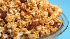 Best Caramel Corn Ever! - YouTube