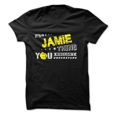 If your name is JAMIE then this is just for you - #shirt maker #t shirt designs. MORE ITEMS => https://www.sunfrog.com/Names/If-your-name-is-JAMIE-then-this-is-just-for-you-29863410-Guys.html?60505