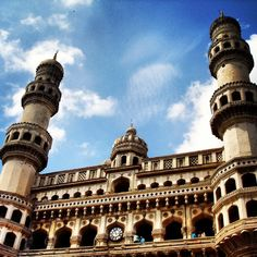 Hyderabad in Telangana