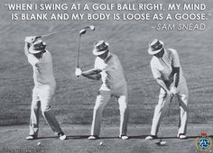 This week in golf history the illustrious Sam Snead was born on May 27, 1912 in…