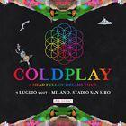 #Ticket  biglietto Coldplay live Milano 04/07/17 Primo Anello Rosso numerato VIPPACKAGE #italia
