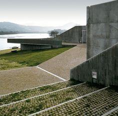 Pablo Gallego Picard, playa fluvial en Goián (Pontevedra) - Arquitectura Viva · Revistas de Arquitectura