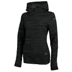 1213b53f94a2 University of Montana Grizzlies Under Armour Collegiate - Women s Storm  Studio Hoody-Black Athletic Gear