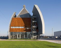 Ufficio Progetti Architetti Associati : Gallery of production hall grüsch barkow leibinger 5