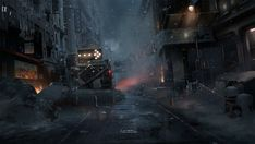 The Division - Fan Art by TitusLunter