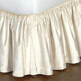 Found it at Wayfair - Lucerne Ruffled Bed Skirt