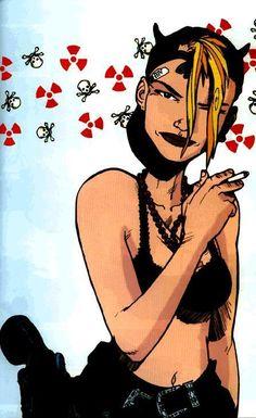 Tank Girl Comics